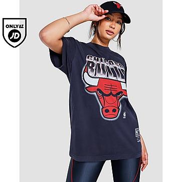 Mitchell & Ness Oversized Bulls T-Shirt