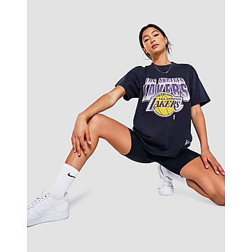 Mitchell & Ness LA Lakers Blur T-Shirt