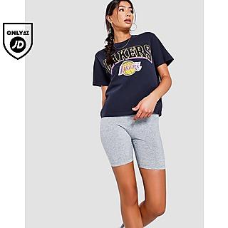 Mitchell & Ness LA Lakers Boxy Fit T-Shirt