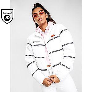 fa853dbc83 ELLESSE Tape Panel Padded Jacket