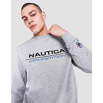 NAUTICA Collier Crew Sweatshirt