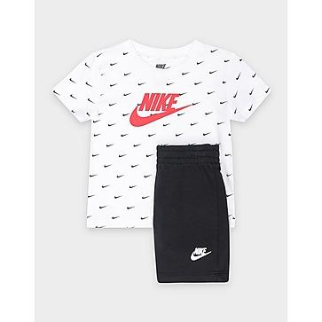 Nike All Over Print T-Shirt Set Infant's