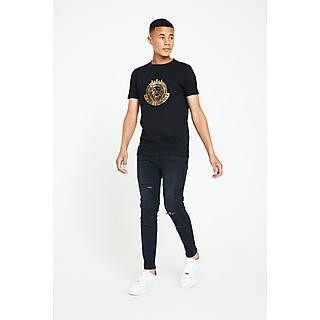 SikSilk Graphic T-Shirt Junior's