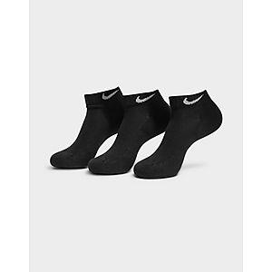 b4ec2a776d NIKE 3 Pack Everyday Cushion Low Training Socks