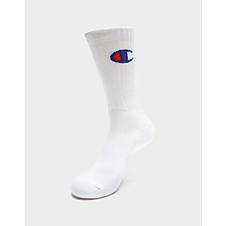 Champion Classic Logo 3 Pack Socks