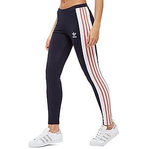 adidas Originals leggings 3 Stripes Panel Mujer Leggings