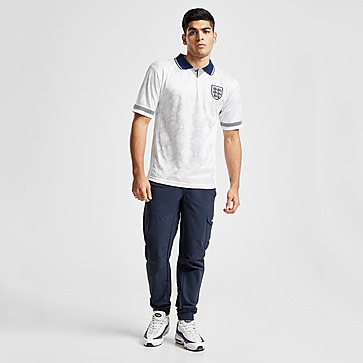 Score Draw England '90 World Cup Home Retro Shirt Heren
