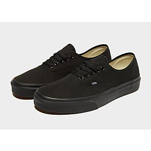 vans authentic zwart sale