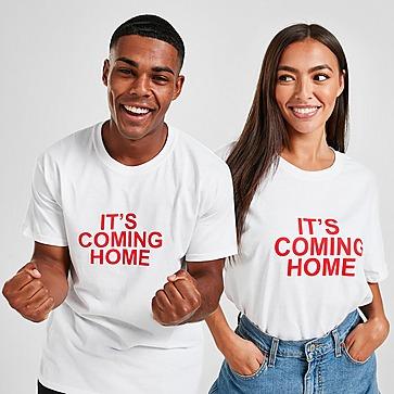 JD 'It's Coming Home' T-Shirt Heren