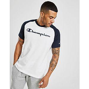 dc786c72952c95 Champion Raglan Core T-Shirt Heren ...