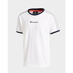 0e0f7a6c831986 Champion Colour Block T-Shirt Junior ...