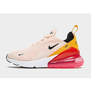 nike air max 270 wit rood