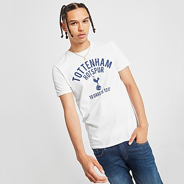 Official Team Tottenham Hotspur FC 'To Dare Is To Do' T-Shirt Heren