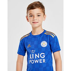1ff601c113a ... adidas Leicester City FC 19/20 Home Kit Children