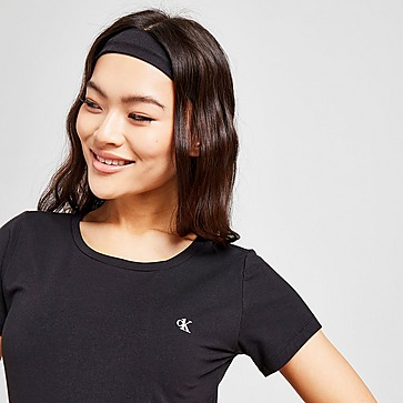 Calvin Klein CK One 2-Pack Short Sleeve T-Shirts Dames