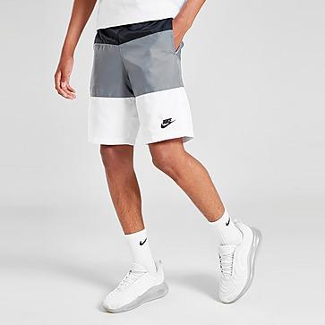 Nike Colour Block Woven Shorts Junior
