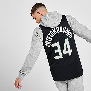 Jordan NBA Milwaukee Bucks Antetokounmpo # 34 Jersey