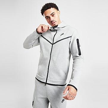 Nike Tech Fleece Full Zip Hoodie Heren