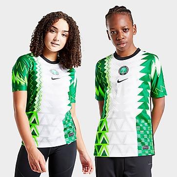 Nike Nigeria 2020/21 Thuisshirt Junior