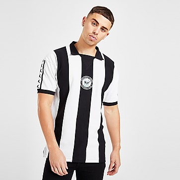 Score Draw Newcastle United FC '78 Retro Shirt Thuis