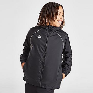 adidas Core 18 Regenjas Junior