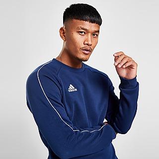adidas Crew Fleece Sweater Heren