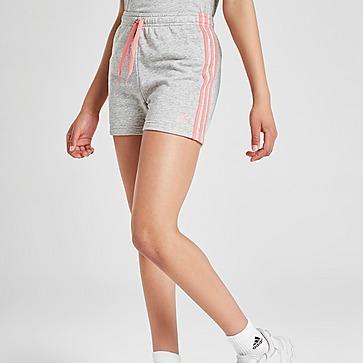 adidas Meisjes Badge of Sport Fleece Shorts Junior