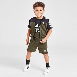 adidas Originals Sliced 3-Piece Set Baby's