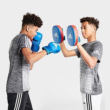 adidas Bokshandschoenen & Focus Mitts Set Kids