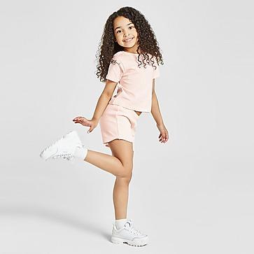 McKenzie Meisjes Mini Essential T-shirt/Shorts Set Kinderen