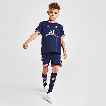 Jordan Paris Saint Germain 2021/22 Thuistenue Kinderen