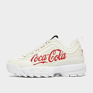 Fila x Coca-Cola Disruptor II Women's