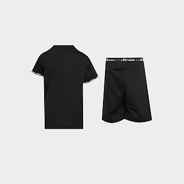Ellesse Pollios Tape T-Shirt/Shorts Set Infant
