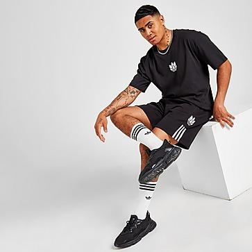 adidas Originals 3D Trefoil Shorts Heren
