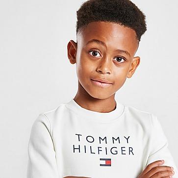 Tommy Hilfiger Flag Crew Neck Sweatshirt Children