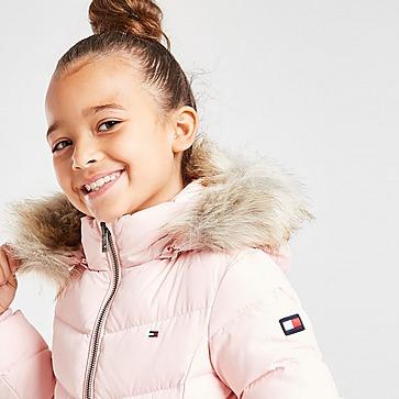 Tommy Hilfiger Girls' Essential Down Jacket Children