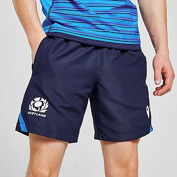 Macron Scotland Rugby 2021 Training Shorts