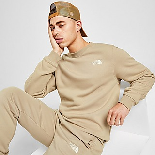 The North Face Crew Sweater Heren