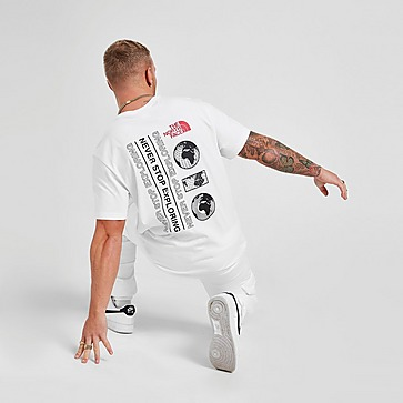 The North Face Maps T-Shirt