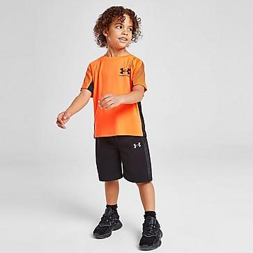 Under Armour UA Armour Fleece Max Shorts Children