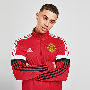 adidas Manchester United FC 3-Stripes Trainingsjack Heren