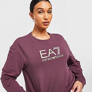 Emporio Armani EA7 Shine Crew Sweatshirt