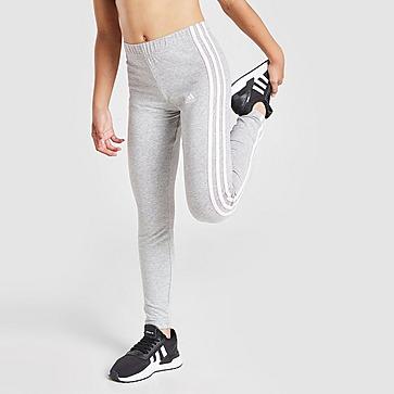 adidas Meisjes' Badge Of Sport 3-Stripes Legging Junior