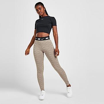 Nike All-Over Print Leggings