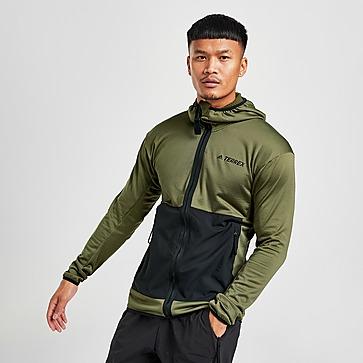 adidas Terrex Tech Flooce Light Hooded Jacket