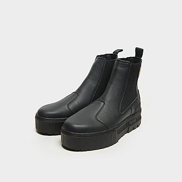 PUMA Mayze Leather Chelsea Boots Women's