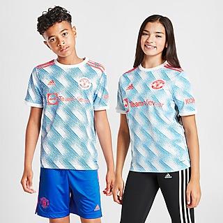 adidas Manchester United FC 2021/22 Uit Voetbalshirt Junior