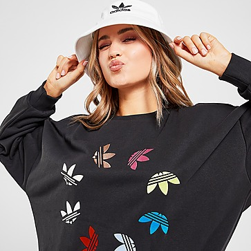 adidas Originals Bold Oversized Crew Sweatshirt