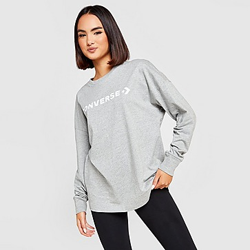 Converse Emroidered Long Sleeve T-Shirt
