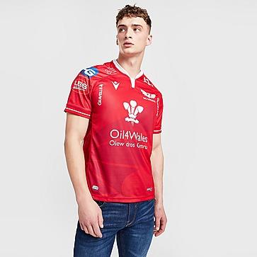 Macron Scarlets 2021/22 Home Shirt